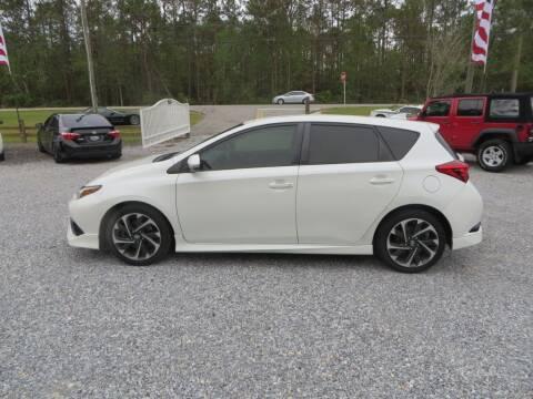 2016 Scion iM for sale at Ward's Motorsports in Pensacola FL