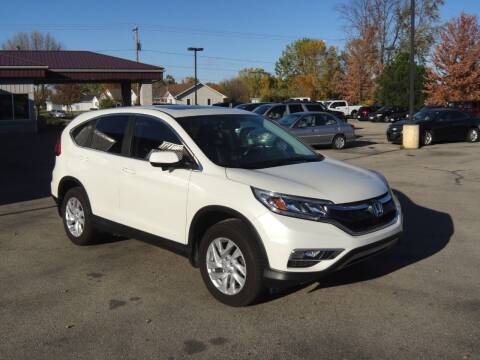 2016 Honda CR-V for sale at Turn Key Auto in Oshkosh WI