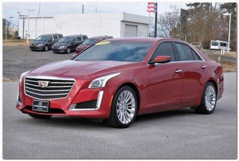 2018 Cadillac CTS for sale at WHITE MOTORS INC in Roanoke Rapids NC