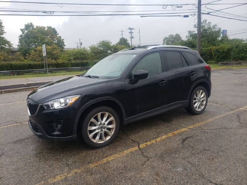 2014 Mazda CX-5 for sale at REM Motors in Columbus OH