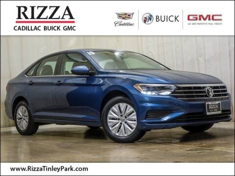 2019 Volkswagen Jetta for sale at Rizza Buick GMC Cadillac in Tinley Park IL