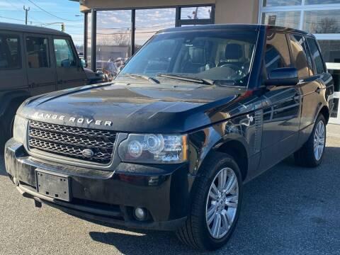2011 Land Rover Range Rover for sale at MAGIC AUTO SALES - Magic Auto Prestige in South Hackensack NJ