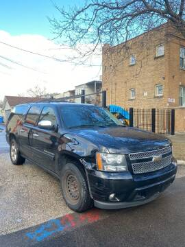 2008 Chevrolet Suburban for sale at MACK'S MOTOR SALES in Chicago IL