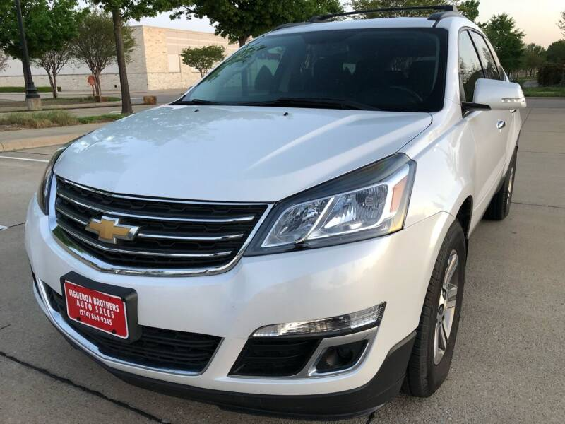 2016 Chevrolet Traverse for sale at Vemp Auto in Garland TX
