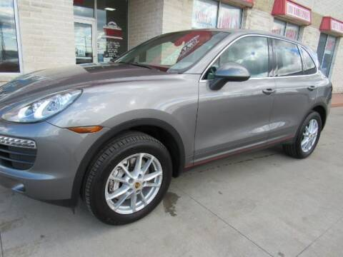2011 Porsche Cayenne for sale at Tony's Auto World in Cleveland OH