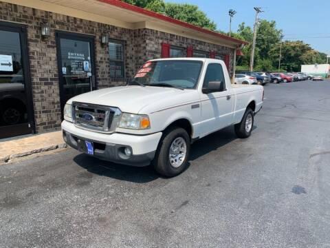 2010 Ford Ranger for sale at Smyrna Auto Sales in Smyrna TN