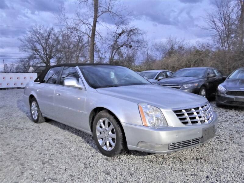 2009 Cadillac DTS for sale at Premier Auto & Parts in Elyria OH