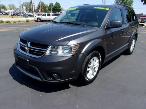 2014 Dodge Journey for sale at Ideal Auto Sales, Inc. in Waukesha WI