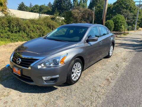 2015 Nissan Altima for sale at Signature Auto Sales in Bremerton WA