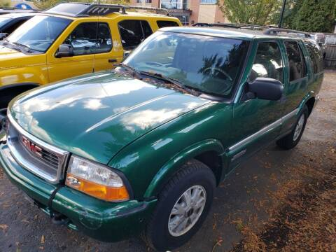 2000 GMC Jimmy for sale at KC Cars Inc. in Portland OR