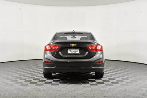 2017 Chevrolet Cruze for sale at Chevrolet Buick GMC of Puyallup in Puyallup WA
