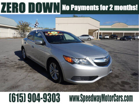 2013 Acura ILX for sale at Speedway Motors in Murfreesboro TN