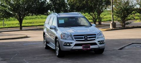 2010 Mercedes-Benz GL-Class for sale at America's Auto Financial in Houston TX