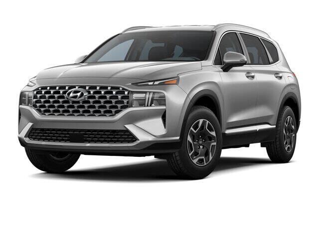 2021 Hyundai Santa Fe Hybrid for sale at Shults Hyundai in Lakewood NY