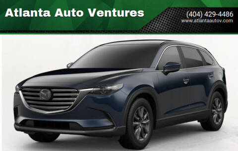 2020 Mazda CX-9 for sale at Atlanta Auto Ventures in Roswell GA