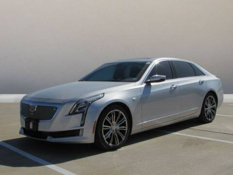 2017 Cadillac CT6 for sale at Ron Carter  Clear Lake Used Cars in Houston TX