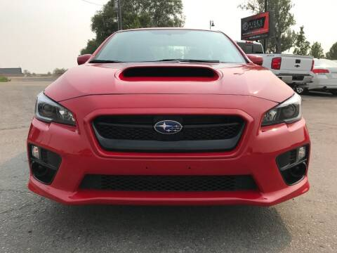 2015 Subaru WRX for sale at Rides Unlimited in Nampa ID