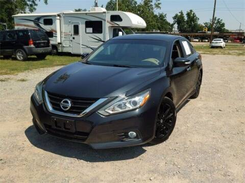 2016 Nissan Altima for sale at Auto Bankruptcy Loans in Chickasha OK