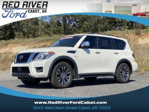 2019 Nissan Armada for sale at RED RIVER DODGE - Red River of Cabot in Cabot, AR