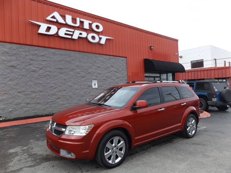2010 Dodge Journey for sale at Auto Depot of Madison in Madison TN