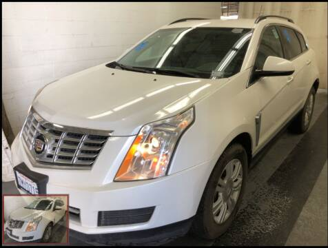2015 Cadillac SRX for sale at Florida Coach Trader Inc in Tampa FL