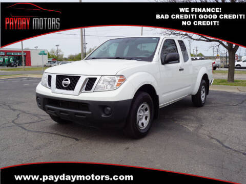 2018 Nissan Frontier for sale at Payday Motors in Wichita And Topeka KS