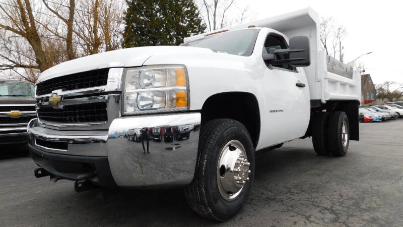 2010 Chevrolet Silverado 3500HD for sale at Action Automotive Service LLC in Hudson NY