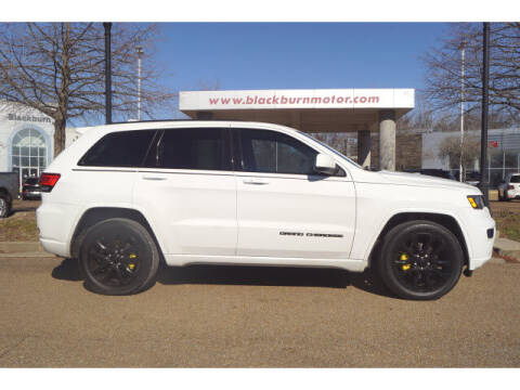 2017 Jeep Grand Cherokee for sale at BLACKBURN MOTOR CO in Vicksburg MS