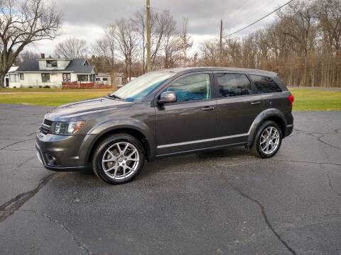 2015 Dodge Journey for sale at Depue Auto Sales Inc in Paw Paw MI