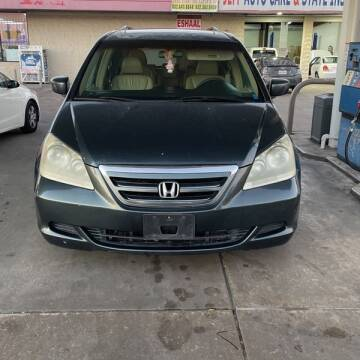 2005 Honda Odyssey for sale at Eshaal Cars of Texas in Houston TX