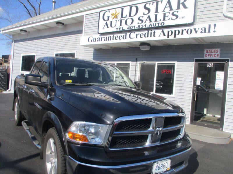 2011 RAM Ram Pickup 1500 for sale at Gold Star Auto Sales in Johnston RI