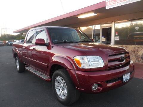 2005 Toyota Tundra for sale at Auto 4 Less in Fremont CA