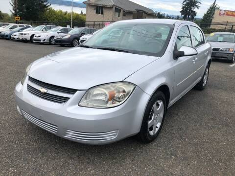 2008 Chevrolet Cobalt for sale at KARMA AUTO SALES in Federal Way WA