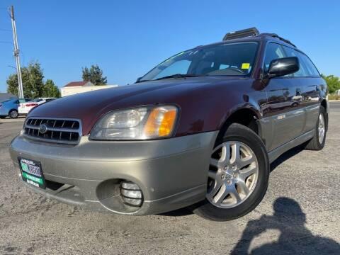 2000 Subaru Outback for sale at Auto Mercado in Clovis CA