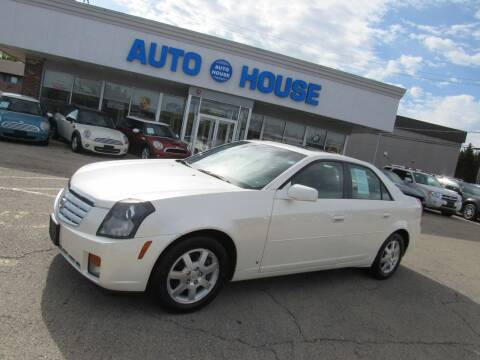 2007 Cadillac CTS for sale at Auto House Motors in Downers Grove IL