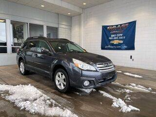 2013 Subaru Outback for sale at GRAFF CHEVROLET BAY CITY in Bay City MI