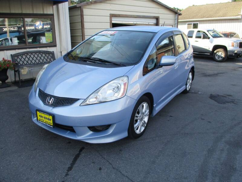 2010 Honda Fit for sale at TRI-STAR AUTO SALES in Kingston NY