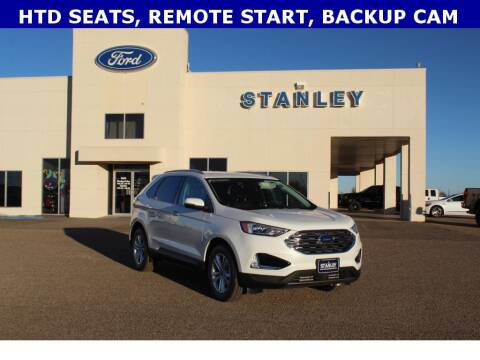 2020 Ford Edge for sale at STANLEY FORD ANDREWS in Andrews TX