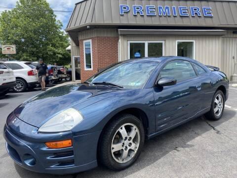 2004 Mitsubishi Eclipse for sale at Premiere Auto Sales in Washington PA