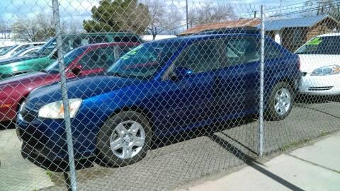 2007 Chevrolet Malibu Maxx for sale at Larry's Auto Sales Inc. in Fresno CA