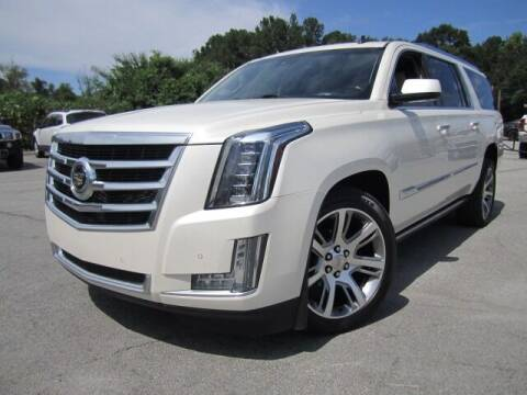 2015 Cadillac Escalade ESV for sale at Atlanta Luxury Motors Inc. in Buford GA