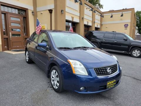 2009 Nissan Sentra for sale at ACS Preowned Auto in Lansdowne PA