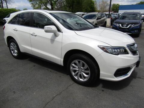 2018 Acura RDX for sale at 2010 Auto Sales in Troy NY