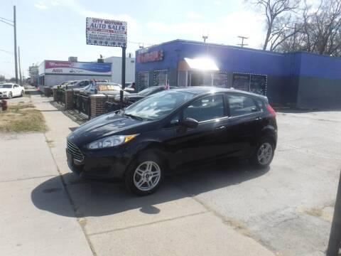 2018 Ford Fiesta for sale at City Motors Auto Sale LLC in Redford MI