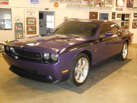 2010 Dodge Challenger for sale at BARKER AUTO EXCHANGE in Spencer IN