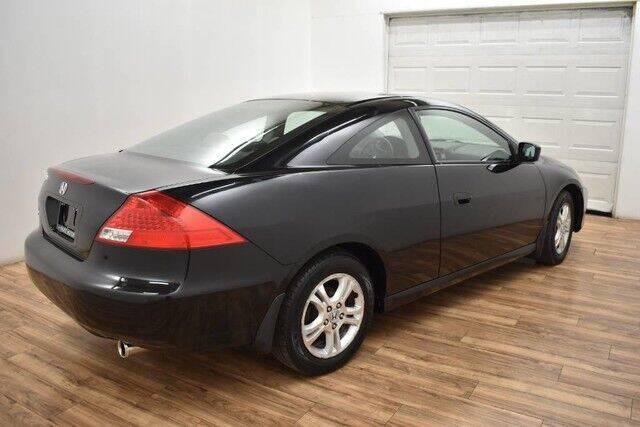 2007 Honda Accord EX 2dr Coupe (2.4L I4 5M) - Grand Rapids MI