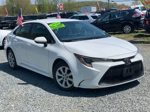 2020 Toyota Corolla for sale at A&M Auto Sale in Edgewood MD