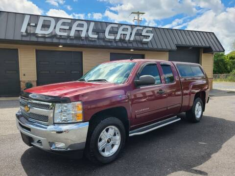 2013 Chevrolet Silverado 1500 for sale at I-Deal Cars in Harrisburg PA