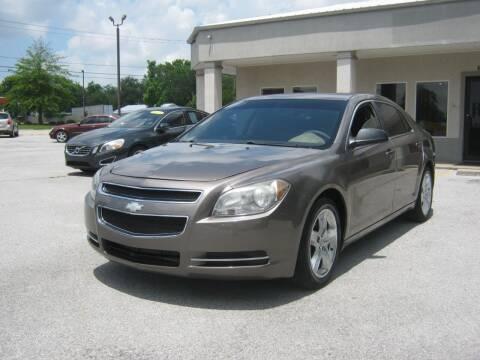 2012 Chevrolet Malibu for sale at Premier Motor Co in Springdale AR