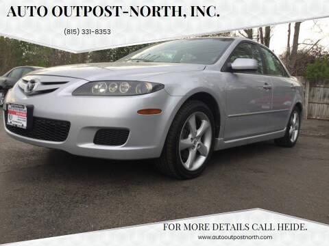 2007 Mazda MAZDA6 for sale at Auto Outpost-North, Inc. in McHenry IL